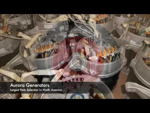 Diesel Generator Parts Service & Repair