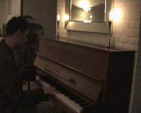 And I Am Telling You I'm Not Going - Instrumental - By Gijs Van Winkelhof (gijspiano) video