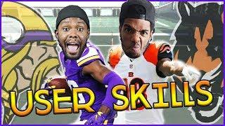 WHO'S BETTER? XAVIER RHODES OR AJ GREEN!? - Madden 18 User Skills Challenge Ep.3