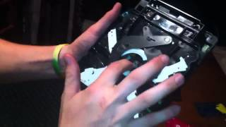 How to clean your DISC READER lens in PS3 Slim (TO FIX NOT READING A GAME)