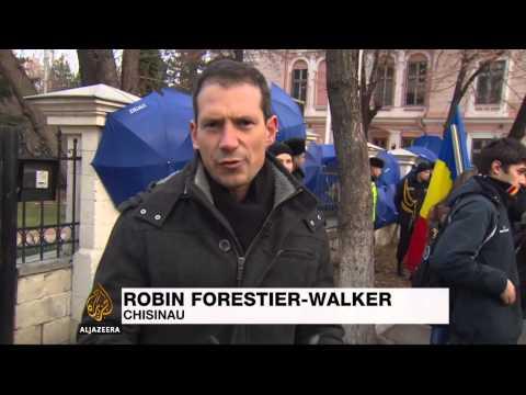 Pro-EU parties ahead in Moldova elections