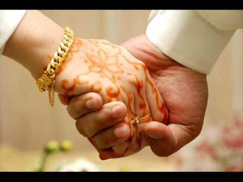 Muslim Wedding Hands