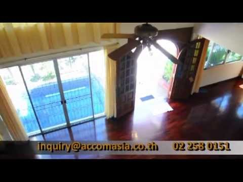 RENT : HOUSE IN SUKHUMVIT – BAGNKOK / EKKAMAI BTS. RENT/SALE/BUY BANGKOK PROPERTY