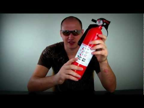 Video: How to Make Fire using AA Battery - Zombie Survival Tips #5
