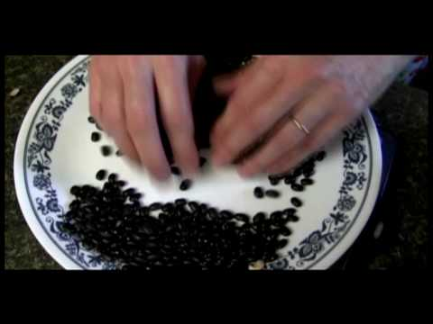 Cook for Good 1: sorting and cleaning dried beans Video