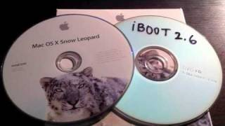 Installing Mac OS X Snow Leopard 10.6 - 10.6.6 - ASUS P7P55D - iBoot 2.6 + MultiBeast 3.0.3