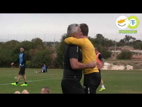 Agia Napa souboj: Klement vs. Semerád (4.2.2017)