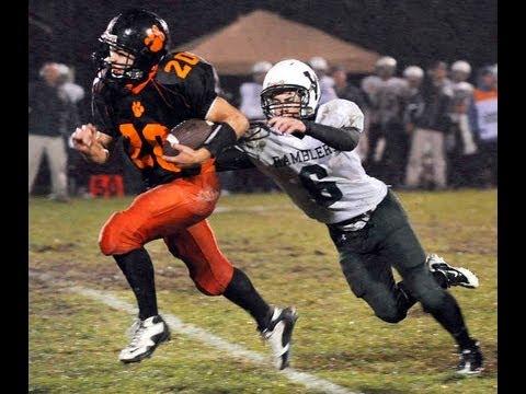 Jay High School Football Highlights 2010