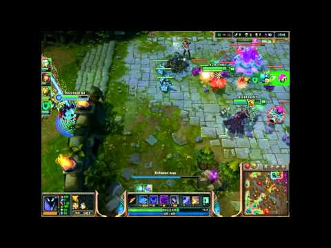 league of legends- 4 smite = tattica da fail