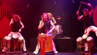 Circle Percussion - Vilster Shuffle (live)
