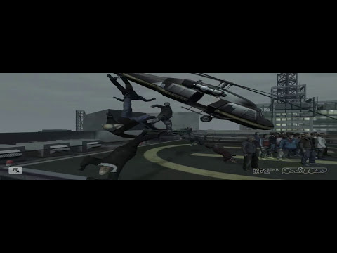 GTA 4 - Zombieland 3: John Cobra vs Zombies