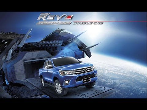 [HD] Toyota Hilux Revo Official TVC
