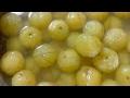 Amla Murabba Recipe | आंवला का मुरब्बा