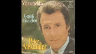 Watch Peter Alexander Mamutschka video