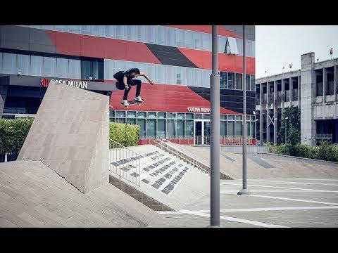 Mailand oder Madrid? Hauptsache Skatetrip!