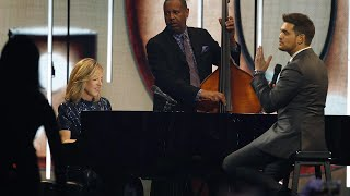 Diana Krall And Michael Bublé Perform 34 Love 34 Live At The 2018 Juno Awards