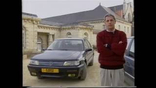 Citroën XM - programma De hoogste versnelling