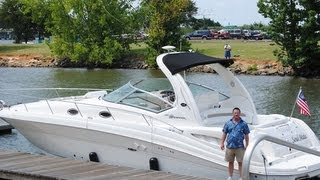 2005 Sea Ray 340 SunDancer, Used Fresh Water Cruiser for Sale in Charlotte NC