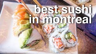 £13 ALL YOU CAN EAT SUSHI! 🍣😋