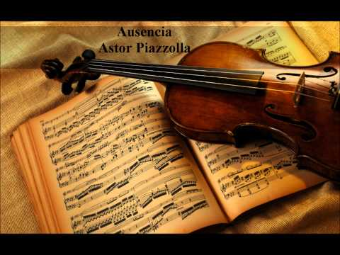 Пьяццолла Астор - Ausencias