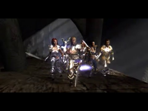 Legends of Might and Magic Cinematic Trailer