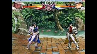 Scumbag Kujo (Jotaro Bureau) vs Jotaro Part 4 VOICE PATCH