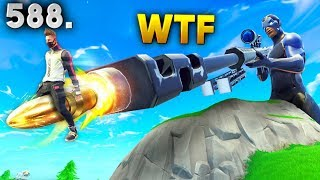 Fortnite Funny WTF Fails and Daily Best Moments Ep.588