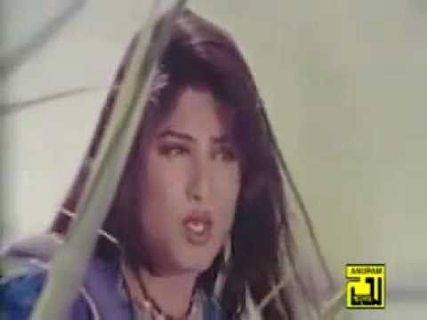Bangla movie song: Salman Shah:Ekhane dujone nirojone.