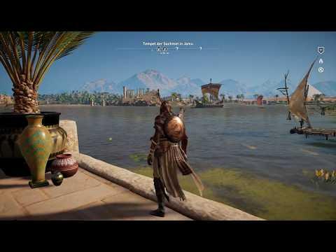 Assassins Creed Origins 022 | Eagle |