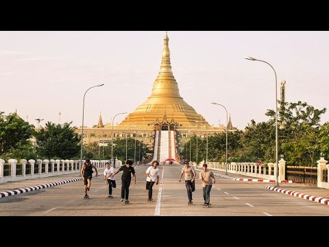 Skating the Far Reaches of Myanmar | Golden Skate Odyssey: Part 1