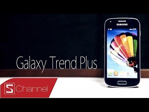 Schannel - 4 lý do tại sao bạn nên mua Galaxy Trend Plus - CellphoneS