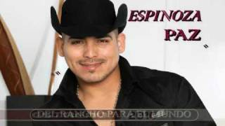 Watch Espinoza Paz Al Diablo Lo Nuestro video