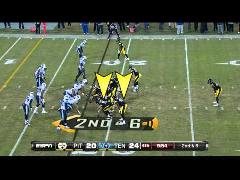 Bell Rung: Steelers Dominate Titans Late Thanks To Le'veon Bell video