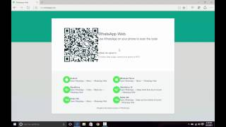 How to Use WhatsApp Web on Edge in Windows 10