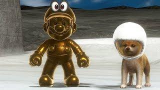 Super Mario Odyssey Walkthrough Part 30 - Moon Kingdom Completed
