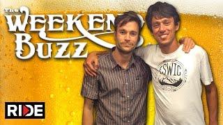 Nestor Judkins & Cairo Foster: Ryan Sheckler, Bag of Suck & Earthquakes! Weekend Buzz ep. 96 pt. 1