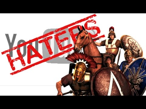Mayorcete vs Hugothester   Rome 2 Total War