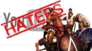Rome 2 Total War | Paliza a un hater