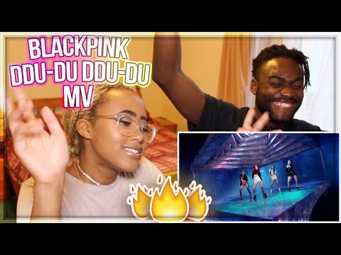 BLACKPINK - '뚜두뚜두 (DDU-DU DDU-DU)' M/V - LOVE THEM SO MUCH!! | REACTION