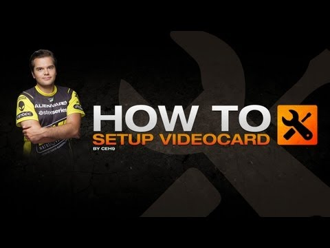 Videoguide: How to setup GeForce for CS:GO/CS 1.6 by ceh9
