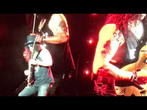 Guns N Roses - God Father Theme Slashs