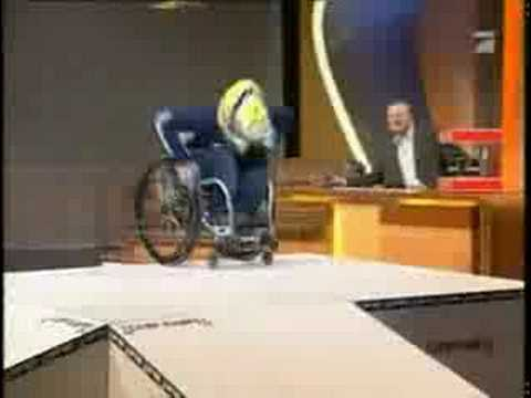 Aaron Fotheringham - Skate in Wheelchair