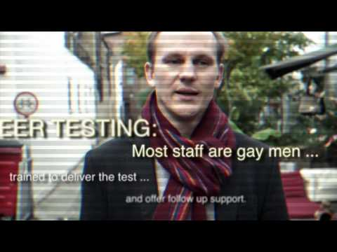 West London Gay Men's Project - Free HIV Testing Promotional Sho