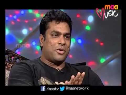 Actor & Writer Harsha Vardhan about Pawan Kalyan - Maa Tv