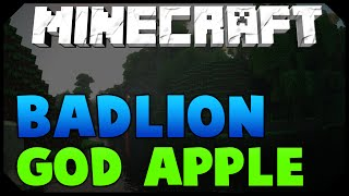 Minecraft: Badlion UHC - God Apple in 14 Minutes (Notch Apple)