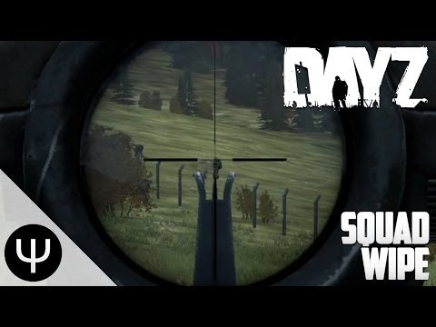 Stream Highlights: DayZ Standalone — Squad Wipe!
