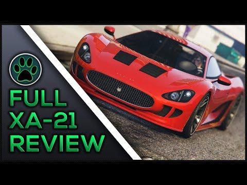 GTA 5 Online - Ocelot XA-21 Review - GTA V Car Review Series