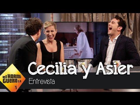 Cecilia Freire en El Hormiguero 3.0:
