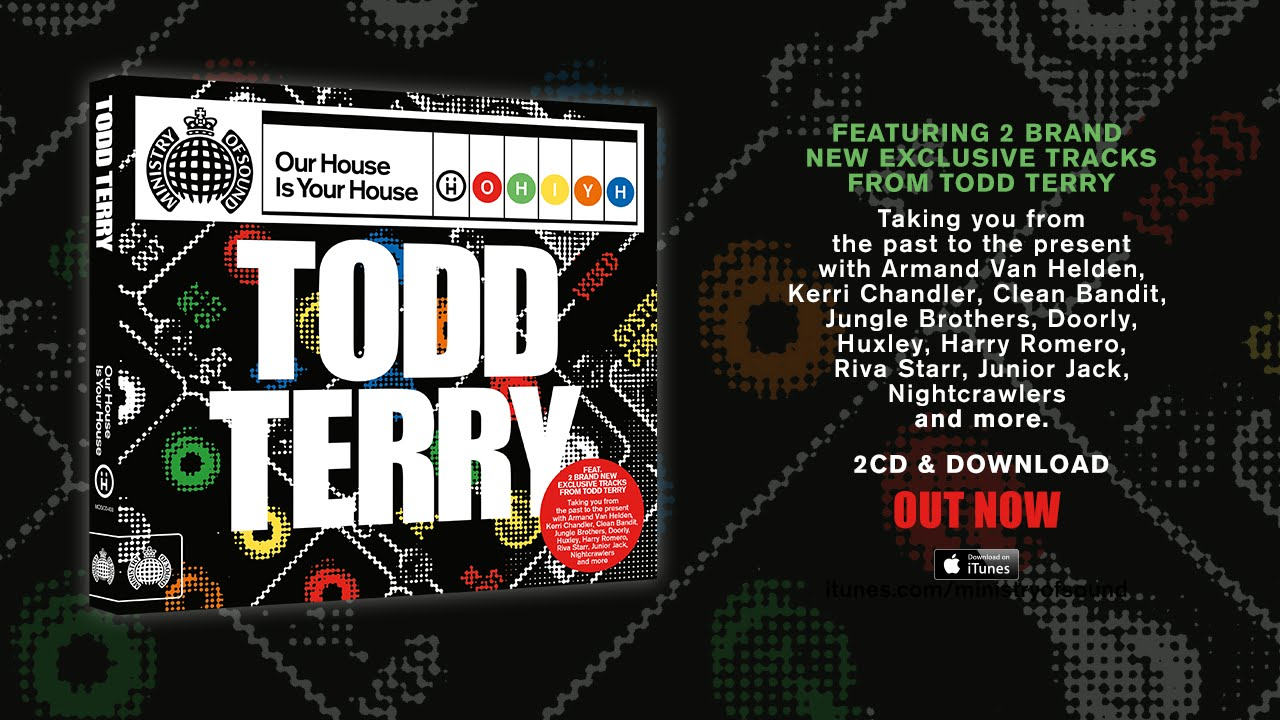 Toddy Terry - Our House Is Your House