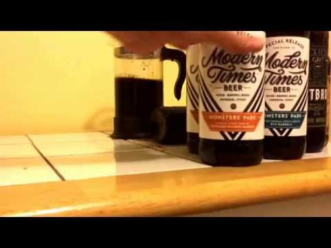 Vedeo Revue Stout Tastings Ulter Ddb video